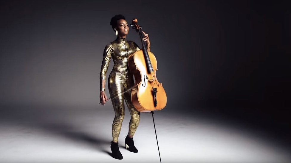 Ayanna Witter-Johnson: London cellist adds her R&B twist