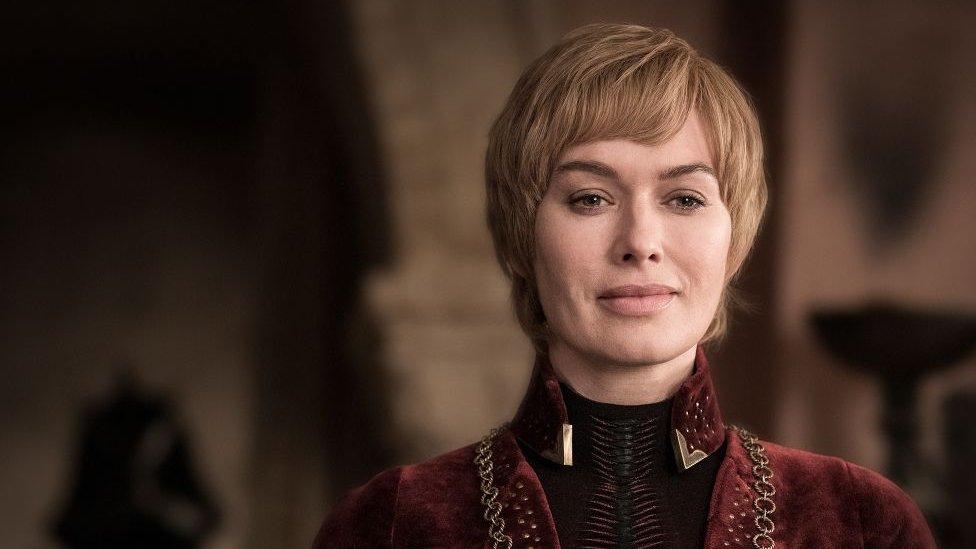 Cersei Lannister en el 8x05