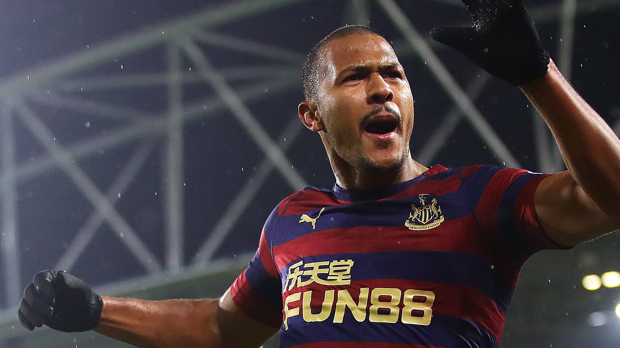 Huddersfield Town 0-1 Newcastle United: Salomon Rondon moves Newcastle clear of bottom