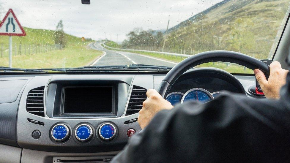 DVLA asks UK drivers to retake eye test