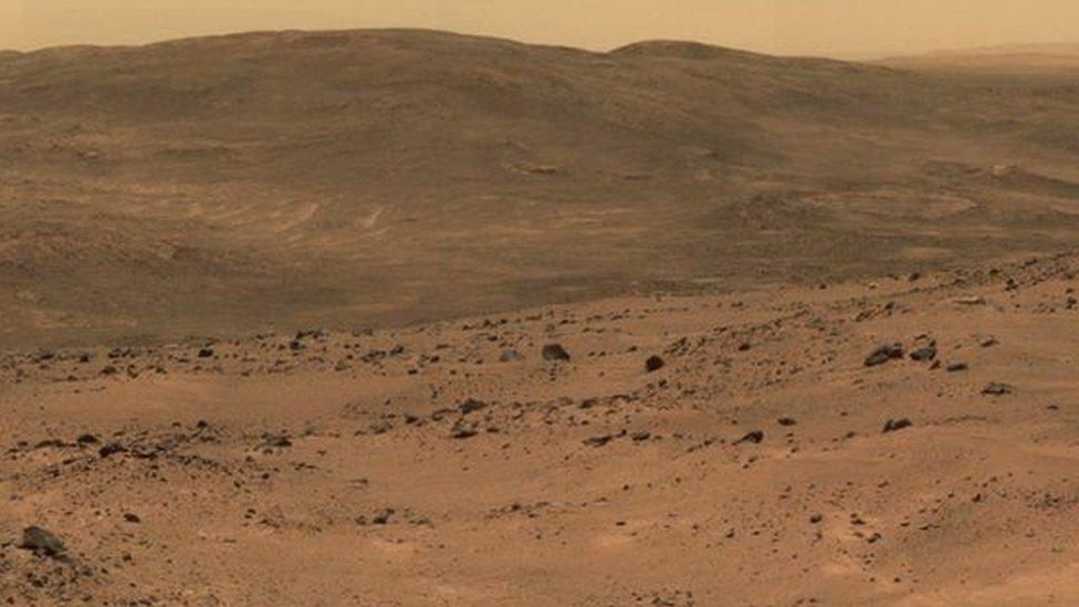 Suelo marciano