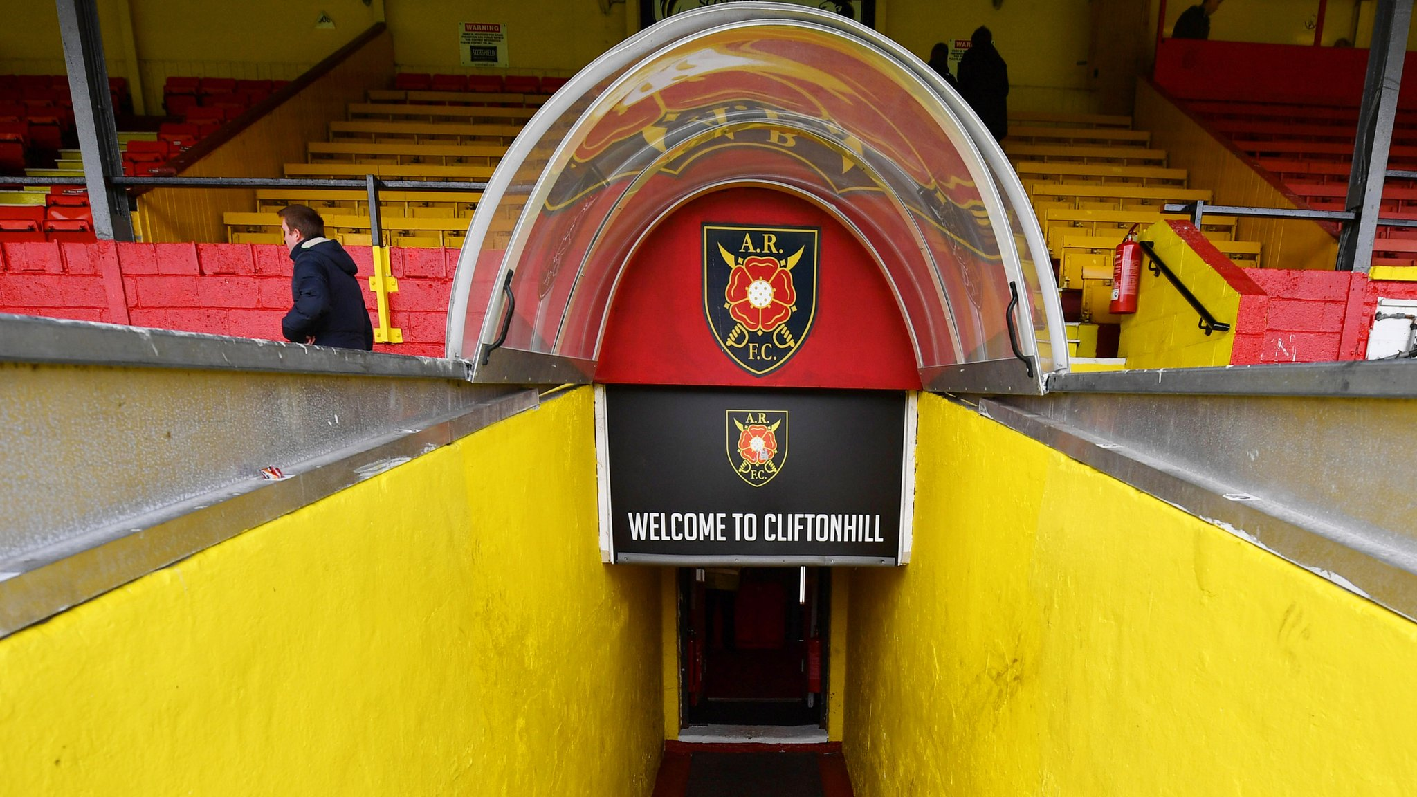 Albion Rovers appoint John Brogan as new manager
