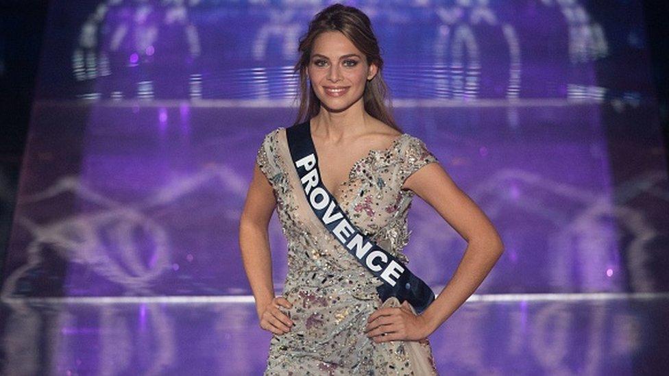 Miss Provence April Benayoum
