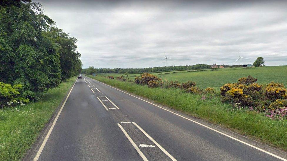 Teenager killed in single-car road crash in Fife named