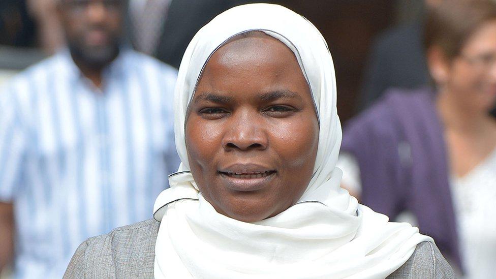 Dr Hadiza Bawa-Garba: BMA calls GMC legal costs 'unacceptable'