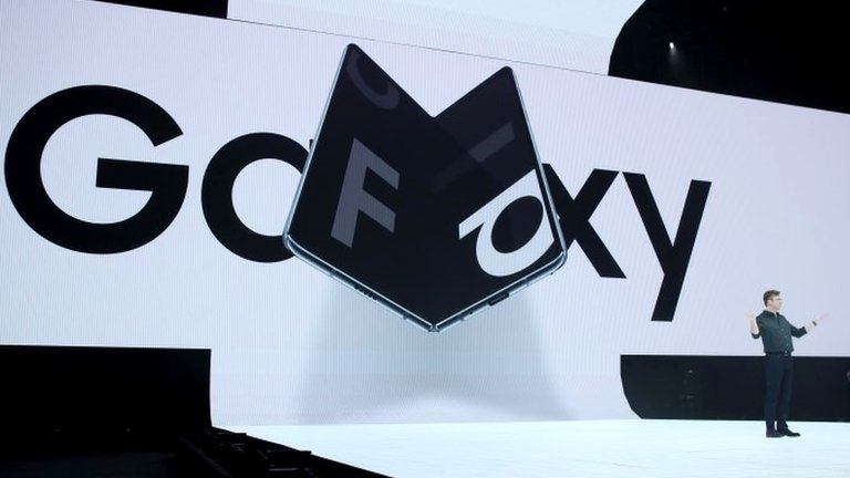 Samsung reveals Galaxy Fold and S10 5G