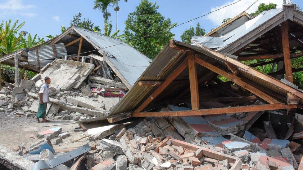 В Індонезії знову землетрус, є загроза цунамі