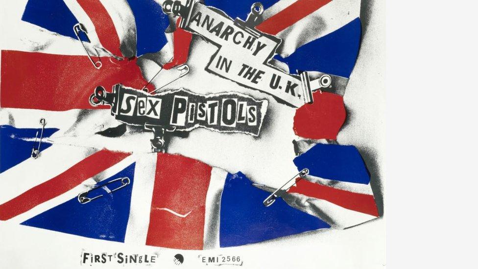 Norwich punk rock items sold at Bonham's auction
