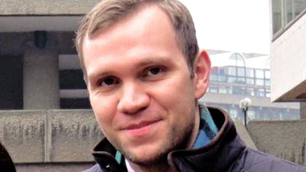 Briton Matthew Hedges jailed for life on UAE spy charge