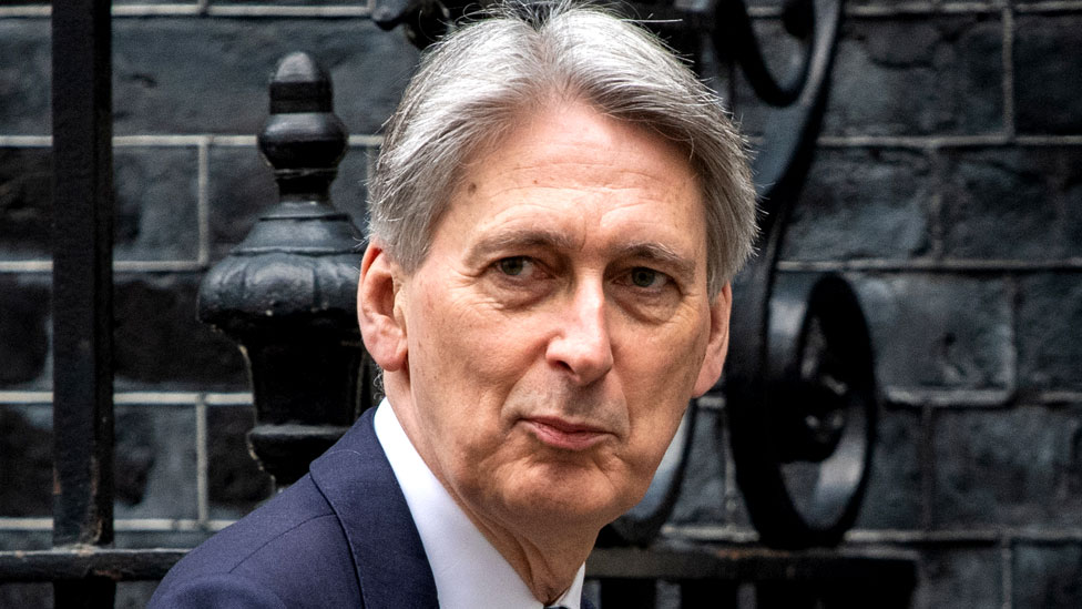 Brexit: Philip Hammond to warn war chest may disappear