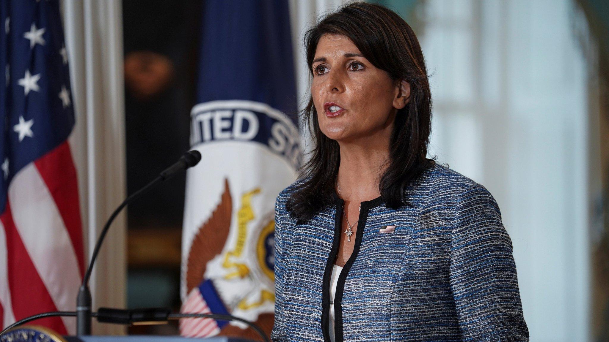 Чому США виходять із Ради ООН з прав людини?
