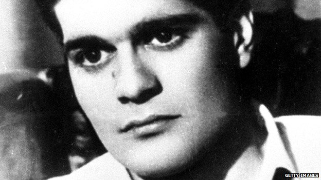 Omar Sharif in the early 1950s