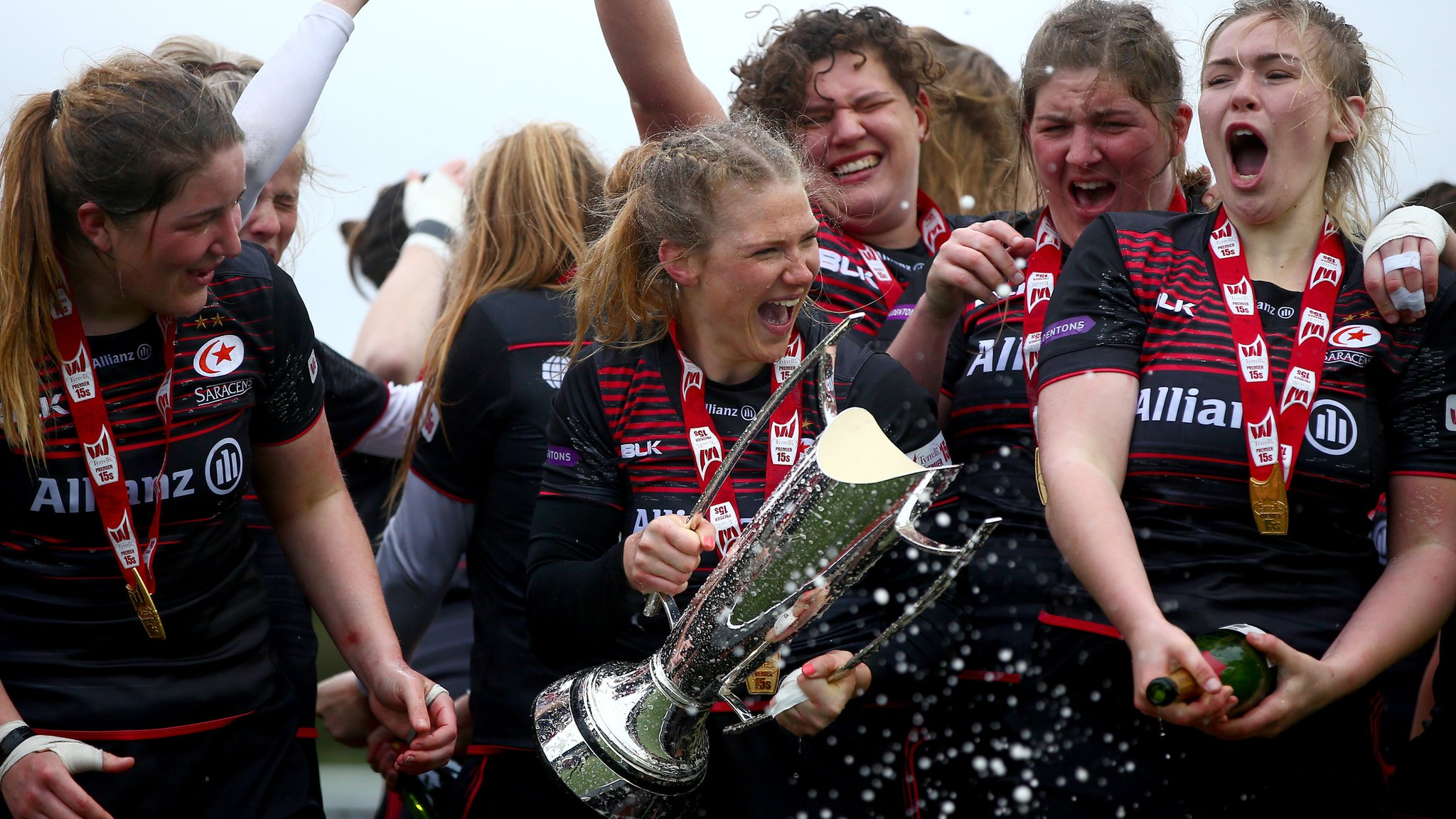 Premier 15s: Champions Saracens are team to beat as 2018-19 season begins