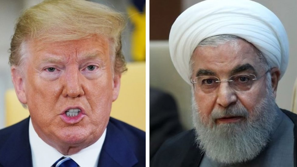 US-Iran crisis: Trump lashes out at 'ignorant and insulting' statement