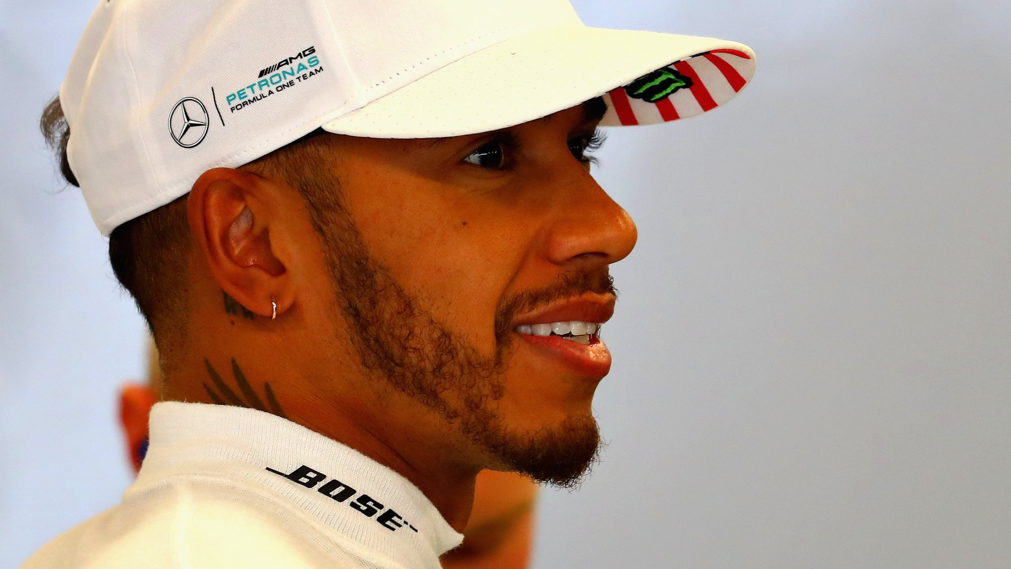 Lewis Hamilton top in US GP practice as Vettel struggles