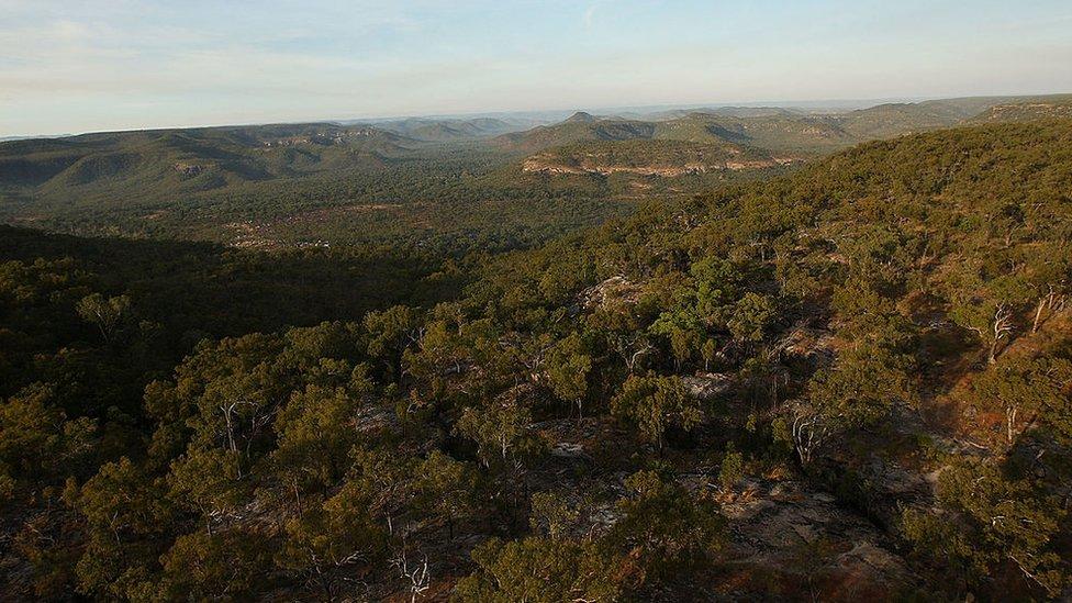 Cape York en el norte de Australia, casa de muchas comunidades aborígenes.