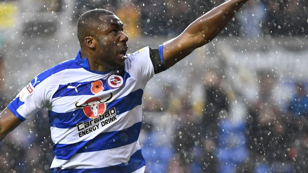 Reading 2-2 Ipswich: Reading's late header earns a draw