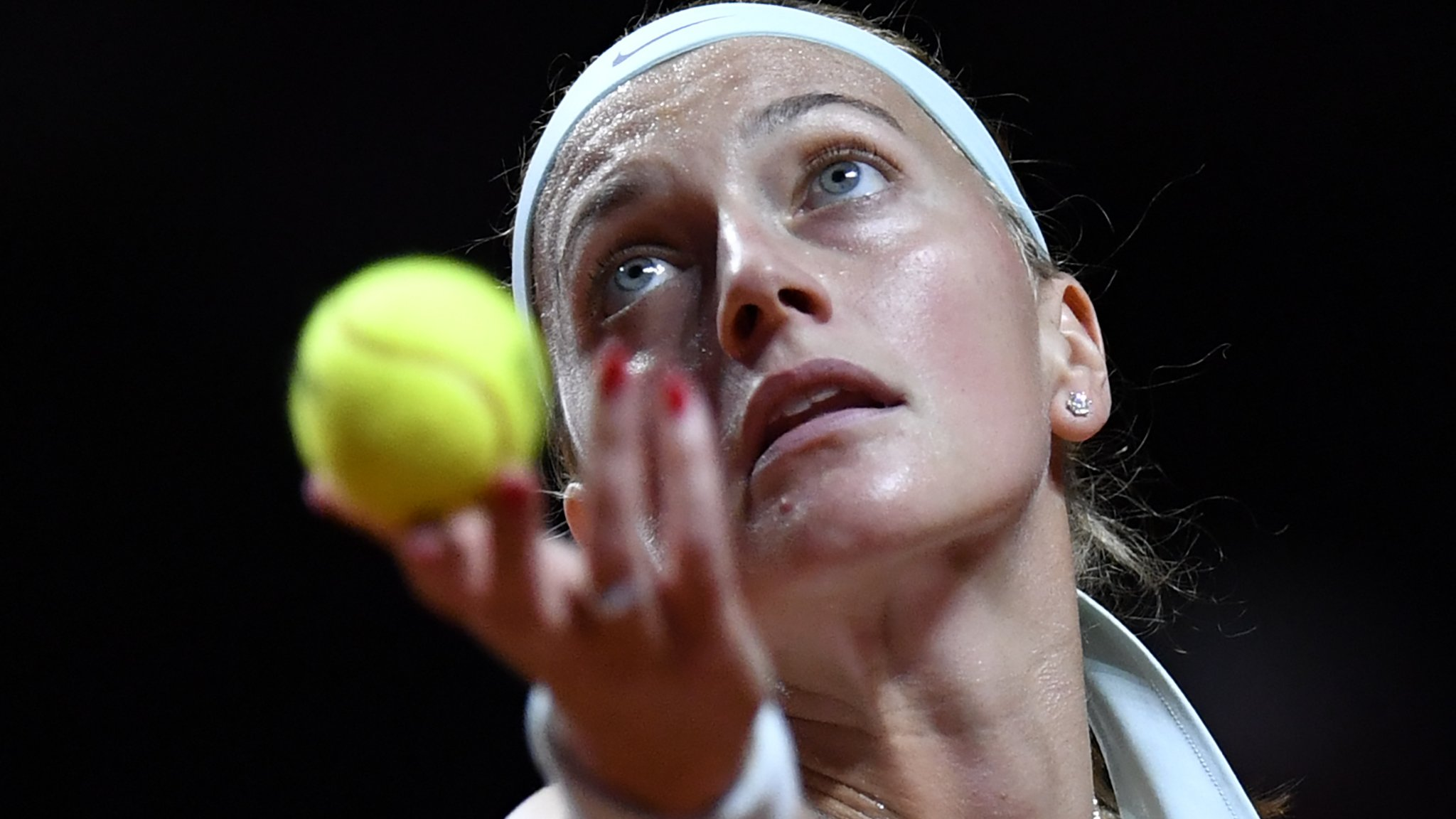 Sixth seed Kvitova withdraws from French Open