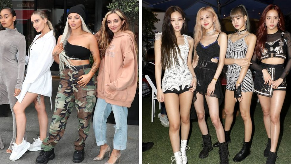 Little Mix - New Songs, Playlists & Latest News - BBC Music