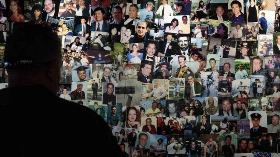 صور ضحايا هجمات سبتمبر
