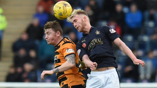 Highlights - Alloa 0-1 Falkirk