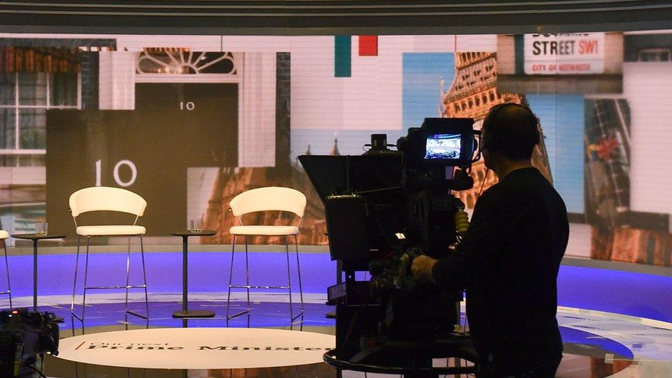 Tory leadership race: BBC prepares to host debate