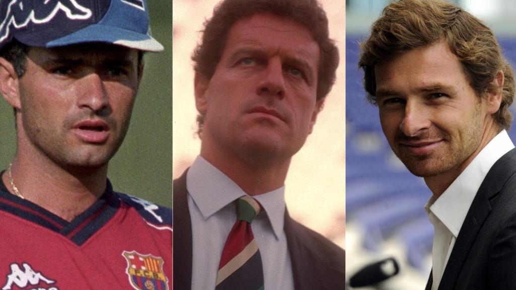 Jose Mourinho, Fabio Capello and Andre Villas-Boas: How Largs shaped them