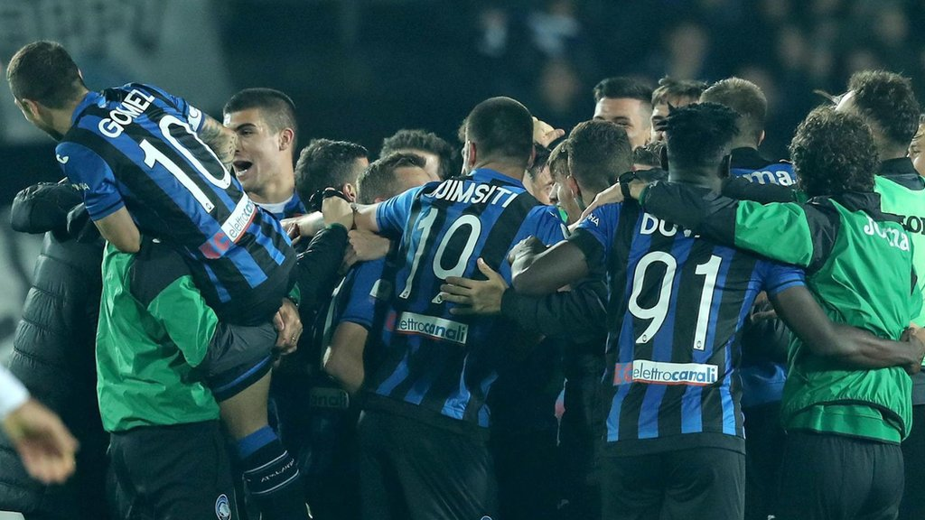 Atalanta 2-1 Fiorentina (5-4 agg): Bergamo side into first final in 23 years