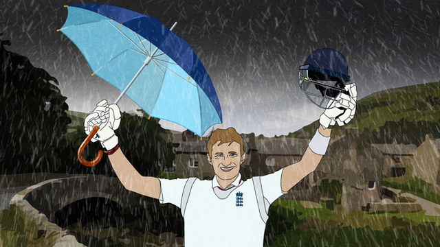 Joe Root answers our silly questions ahead of South Africa v England