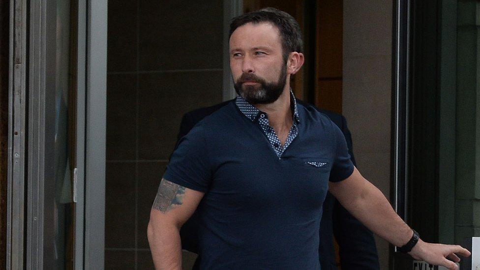 David Black killing: Trial collapses