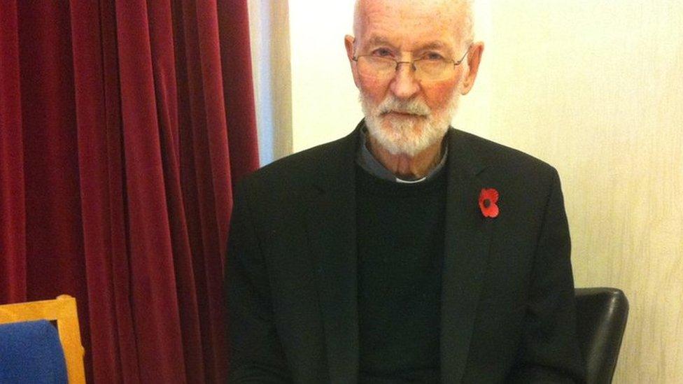 Fr Pat Hennessey