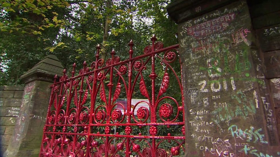 BBC News - Strawberry Field: New life for site made famous by Beatles hit
