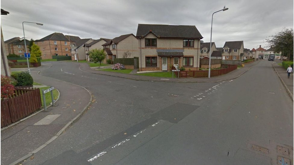Boy, 14, charged over Methil knifepoint rape