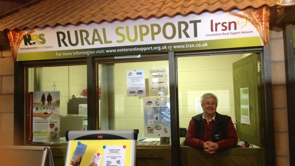 Lincolnshire Rural Support Network