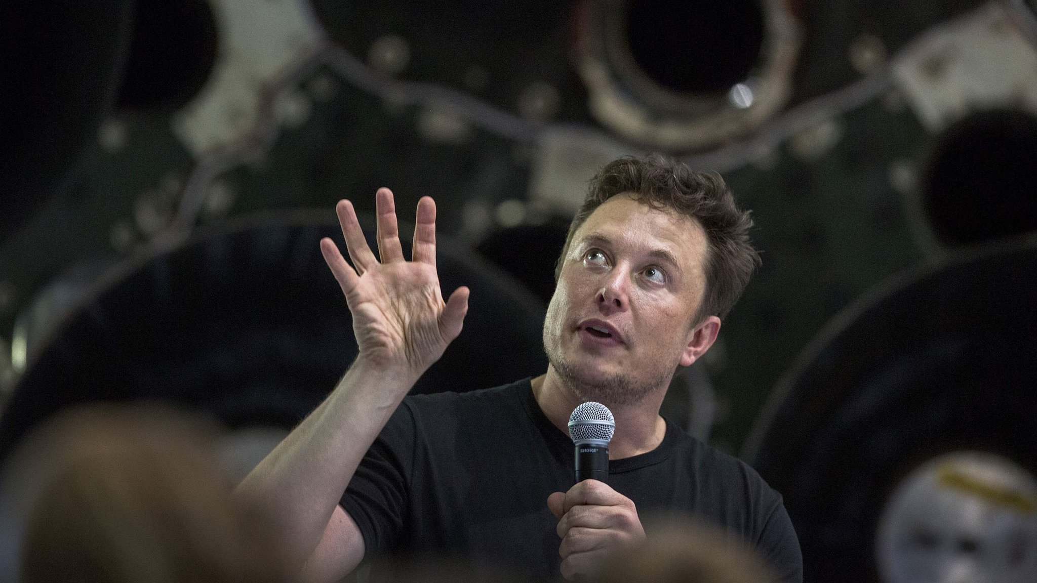 The weird and wonderful life of Elon Musk