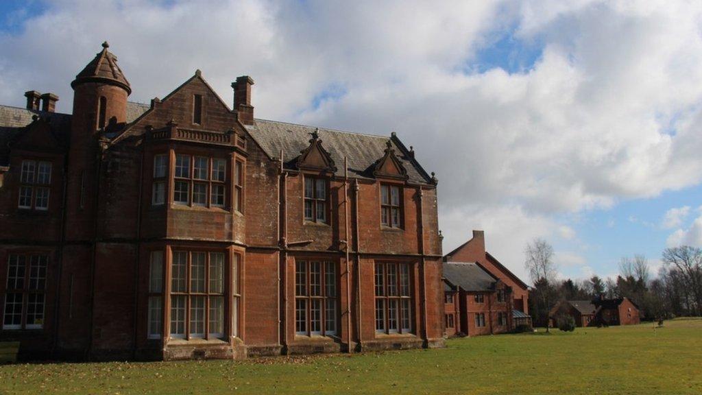 £35m rural university plans take shape at Barony campus