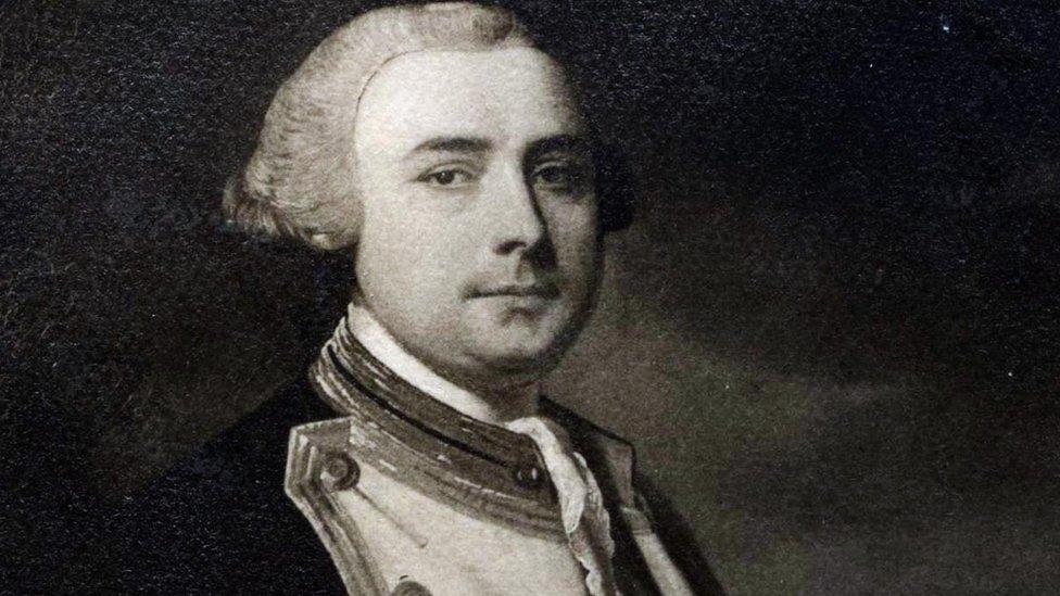 Sir Thomas Johnson