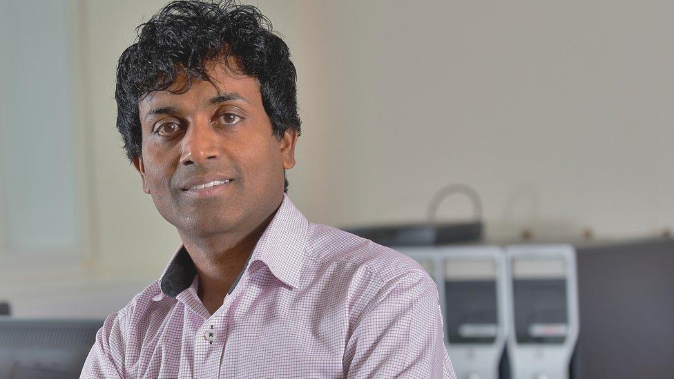 Professor Hassan Ugail, University of Bradford