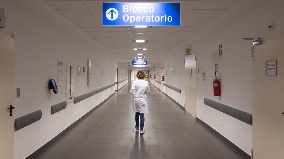 Hospital en Venecia