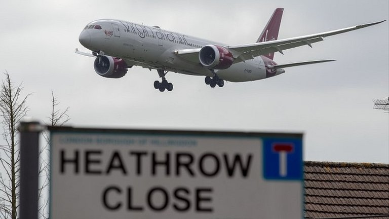 Minister resigns over Heathrow expansion