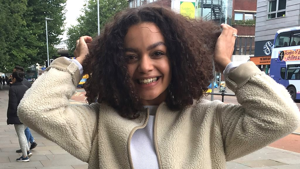 World Afro Day: 'Why I love my natural hair'