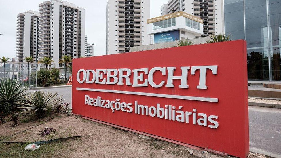 Odebrecht no podrá contratar con el Estado colombiano durante 10 años.