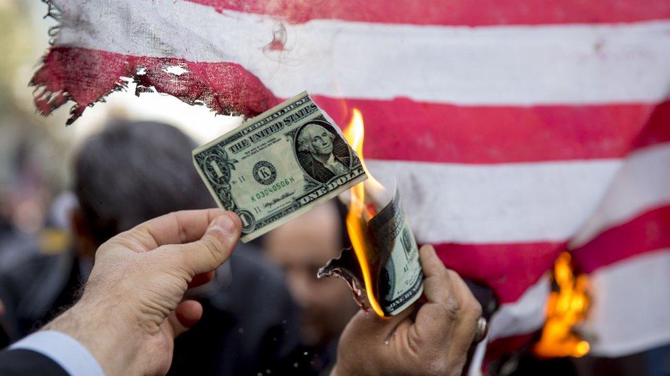 İran eylem