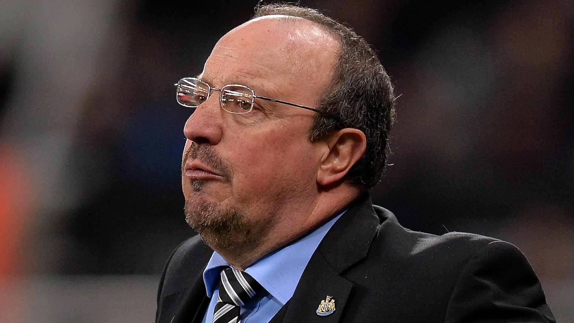 Newcastle 0-1 Brighton: Rafael Benitez disappointed Newcastle didn't take their chances