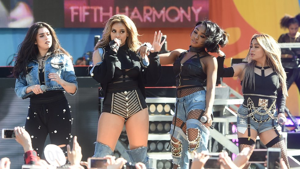 Fifth Harmony to go their separate ways