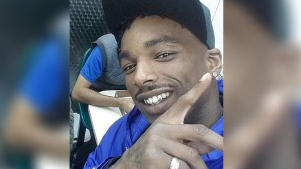 Mekel Sterling: Four jailed over drive-by shooting murder