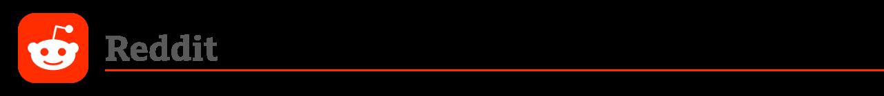 Logotipo do Reddit