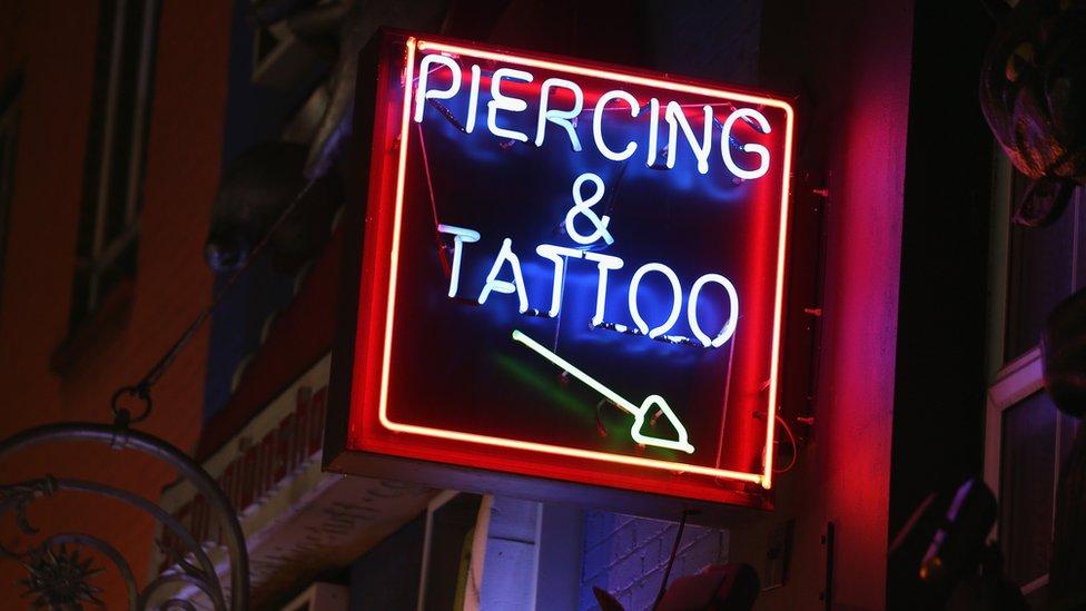 Tattoo Camden