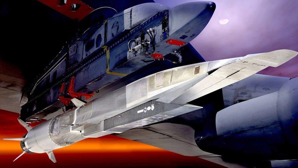 Los misiles de crucero hipersónicos son una modalidad de proyectiles que cuentan con un sistema de propulsión que rompe varias veces las barreras del sonido.
