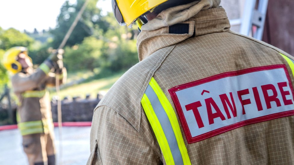 Fire service merger in Wales would save money, council leader claims